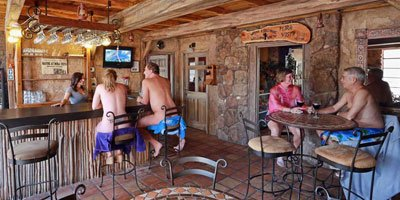 Cozy Cantina Bar